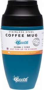CHEEKI Coffee Mug Topaz 350ml