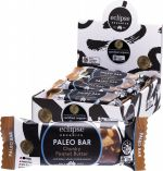 ECLIPSE ORGANICS Raw Paleo Bar Chunky Peanut Butter 12x45g