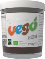 VEGO Hazelnut Chocolate Spread Crunchy 6x200g