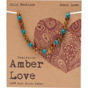 AMBER LOVE Amber Ocean Love 33cm