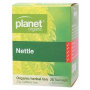 PLANET ORGANIC Nettle Tea Bags 25 bags
