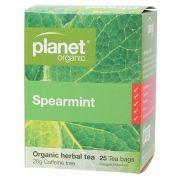 PLANET ORGANIC Spearmint Tea Bags 25 bags