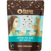 THE FRESH CHAI CO Caffeine Free Blend Honey Soaked Chai 250g