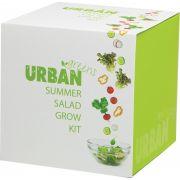 URBAN GREENS Grow Kit Summer Salad 10x10cm