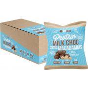 VITAWERX Protein Milk Chocolate Coated Macadamias 10x60g
