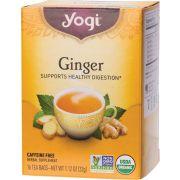 YOGI TEA Herbal Tea Bags Ginger 16 bags