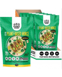 FLEXIBLE FOODS Soy Free Plant-Based Mince A Taste Of Mexico 5x100g