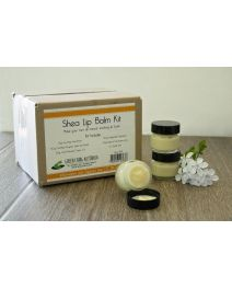 Lip Balm Kit - Shea Butter