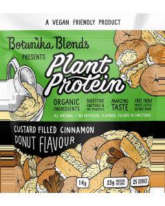 BOTANIKA BLENDS Plant Protein Custard Filled Cinnamon Donut 1kg