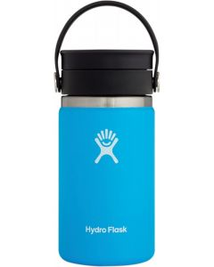 HYDRO FLASK Wide Mouth Coffee - Flex Sip Double Insulated - Pacific 354ml