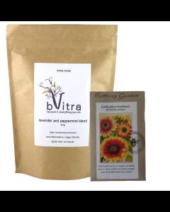 bVitra Body Soak – Lavender and Peppermint Blend 3KG