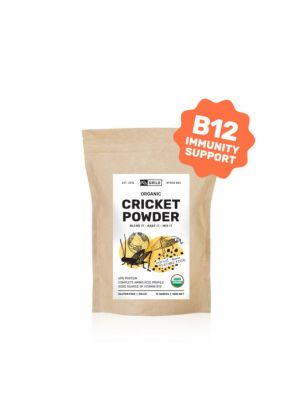 Grilo Organic Cricket Powder (Cricket Flour) 140g