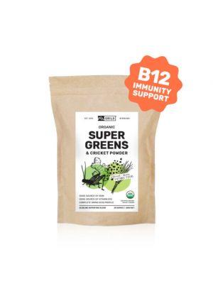 Grilo Organic Super Greens & Cricket Powder 200g
