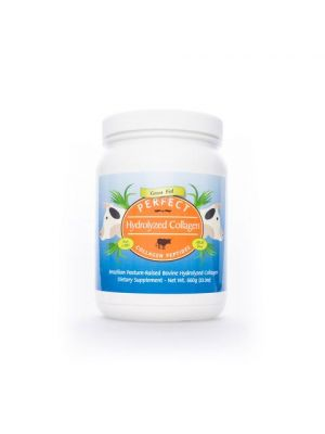 Perfect 100% Grass-Fed Hydrolyzed Collagen Powder