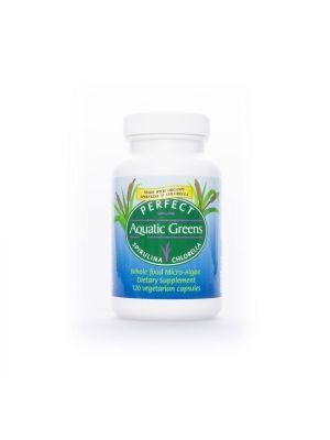 Perfect Organic Aquatic Greens Veggie Caps