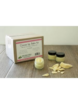 Lip Balm Kit - Cocoa Butter