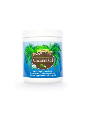 Perfect Organic Extra Virgin Raw Coconut Oil