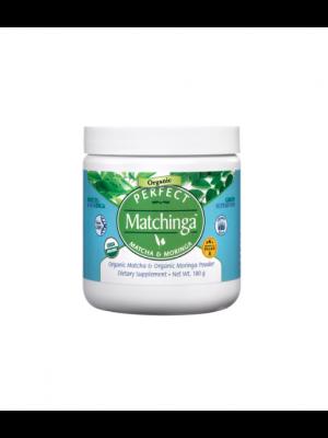 Perfect Organic Matchinga (Matcha & Moringa Powders)
