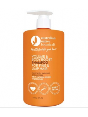 AUSTRALIAN NATIVE BOTANICALS Shampoo Volumising 500ml