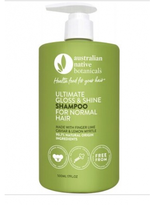 AUSTRALIAN NATIVE BOTANICALS Shampoo Rejuvenating 500ml