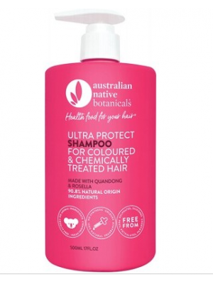 AUSTRALIAN NATIVE BOTANICALS Shampoo Strengthening 500ml