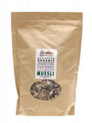 2DIE4 LIVE FOODS Activated Organic Muesli 1kg