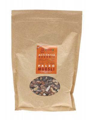 2DIE4 LIVE FOODS Activated Organic Paleo Muesli 1kg