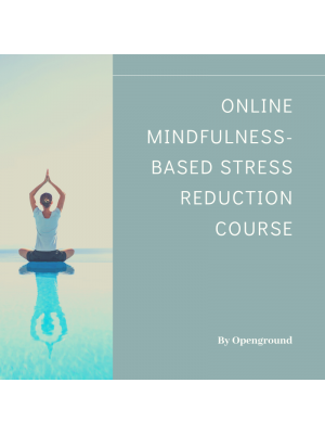 Online Mindfulness Based Stress Reduction Course - Starts 9th May