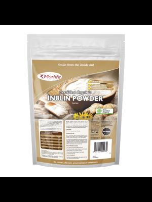 Morlife Inulin Powder Certified Organic 1kg