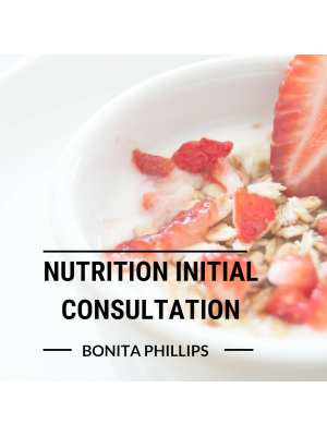 Nutrition Initial Consultation with Bonita