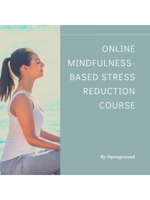 8-Week Online Mindfulness Based Stress Reduction Course - Starts 6th May