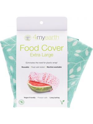 4MYEARTH Food Cover Leaf - XL 1