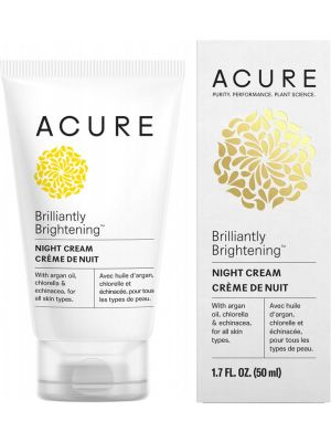 ACURE Brilliantly Brightening Night Cream 50ml