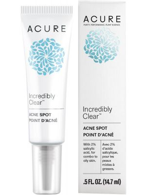 ACURE Incredibly Clear Acne Spot 14.7ml