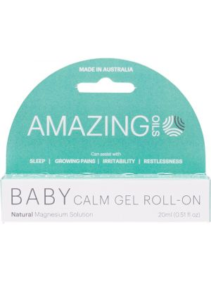 ACURE Magnesium Baby Calm Gel Roll-On 20ml