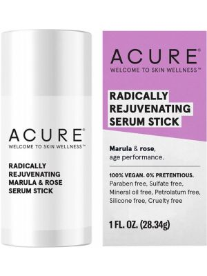 ACURE Radically Rejuvenating Marula & Rose Serum Stick 28.34g