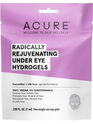 ACURE Radically Rejuvenating Under Eye Hydrogel Mask 7ml