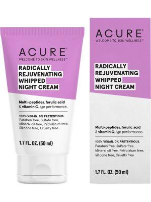 ACURE Radically Rejuvenating Whipped Night Cream 50ml