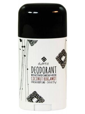 ALAFFIA Deo Coconut Bergamont 75g