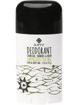 ALAFFIA Deodorant Lemongrass Tea Tree 75g