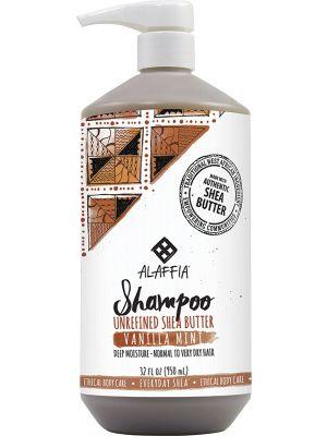 alaffia Vanilla Shampoo 950ml