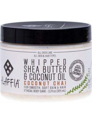 ALAFFIA Whipped Shea Butter & Coconut Oil - Chai 325ml