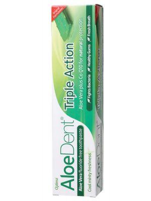 ALOE DENT Triple Toothpaste 100ml