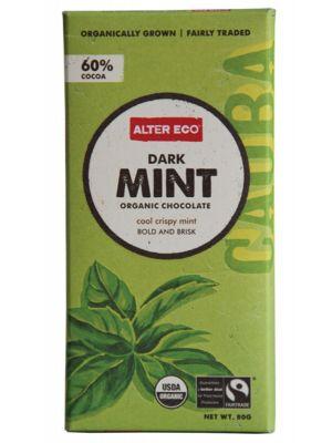 Alter Eco Dark Mint Chocolate 80g