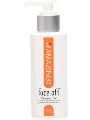 AMAZING OILS Cleansing Gel Face Off Skincare 125ml