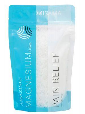 AMAZING OILS Magnesium Bath Flakes Magnesium Chloride 200g