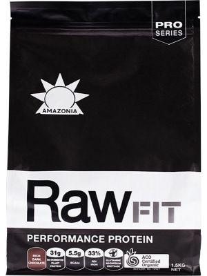 AMAZONIA Performance Protein Rich Dark Chocolate 1.5kg