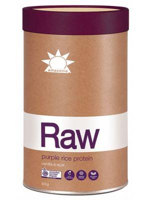 AMAZONIA Purple Rice Pro Vanilla Protein 900g