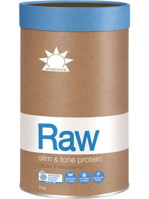 AMAZONIA Cacao Maca Slim & Tone Protein 1kg
