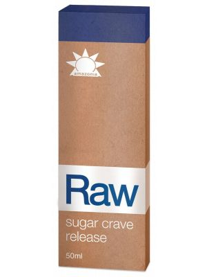Amazonia Sugar Crave Release Spray 50ml